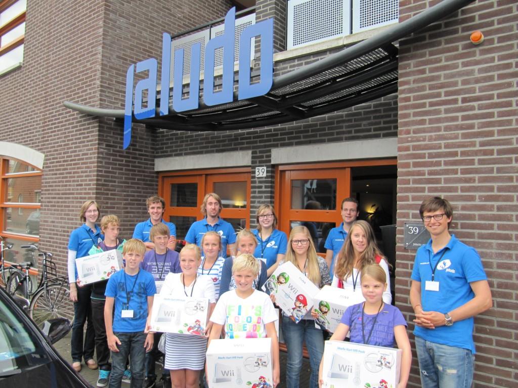 Kinderen de baas bij Speeleiland.nl